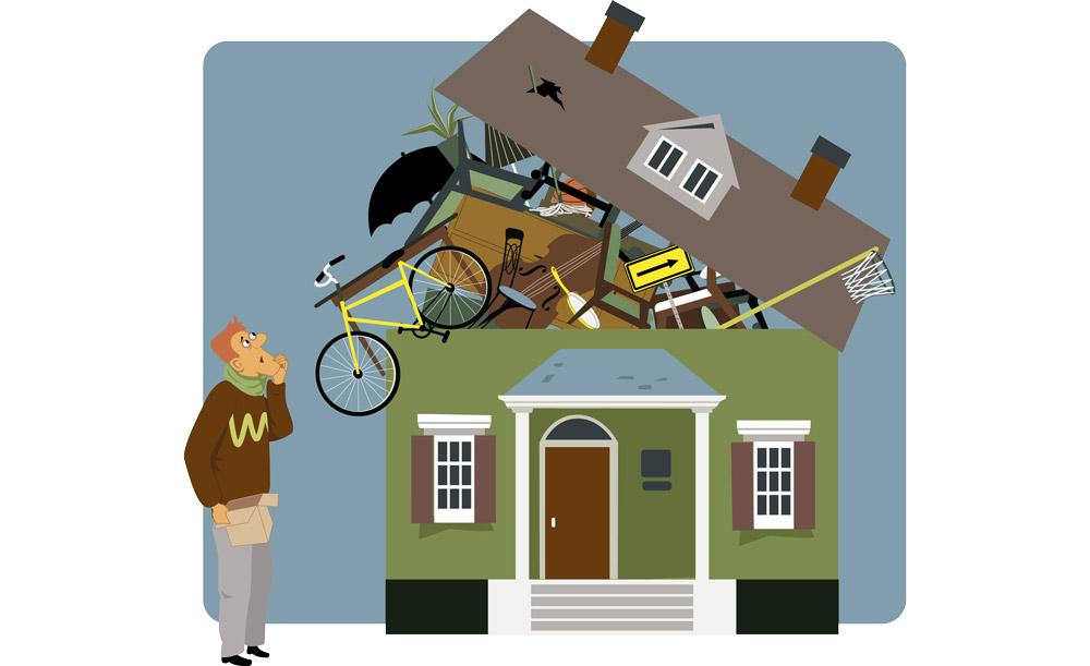 Umzug im Alter – wohin mit den Möbeln?