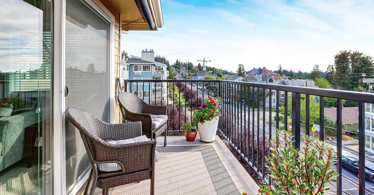 Balkonanbau – gut für die Wertsteigerung einer Immobilie?